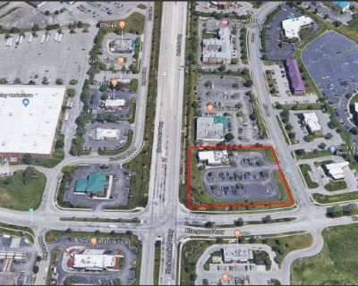 2.25 +/- Acres and/or Restaurant Building For Lease