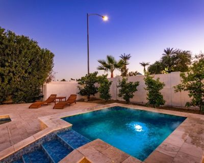 PARADISE VALLEY LUX RETREAT PRIVATE POOL, SPA & BAR DOGS OK! - Paradise Valley Village
