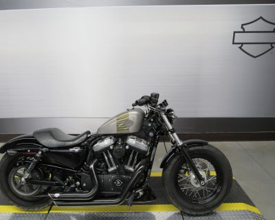 Pre-Owned 2014 Harley-Davidson Forty-Eight Sportster XL1200X