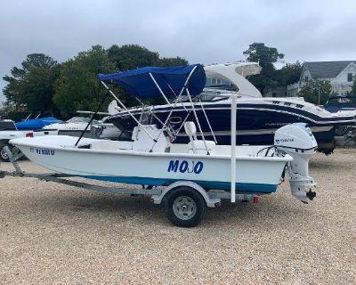 2019 Coastal Skiff 171