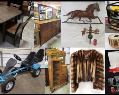 Morales, O'Grady & Others Online Auction