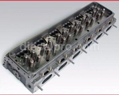 New Cylinder Head For Detroit Diesel 671, 12v71 Turbo (with J Valves + Springs)