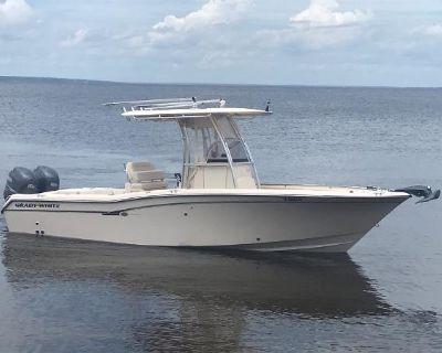 2012 Grady-White Fisherman 257