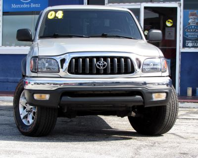 2004 Toyota Tacoma DoubleCab PreRunner V6 Auto (Natl)