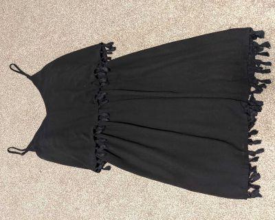 Black dress size medium