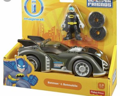 Looking for Batman toys