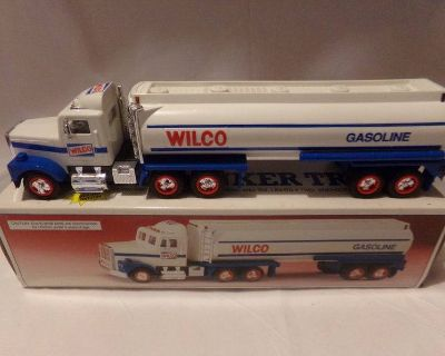 1991 Wilco Collectible Toy Tanker