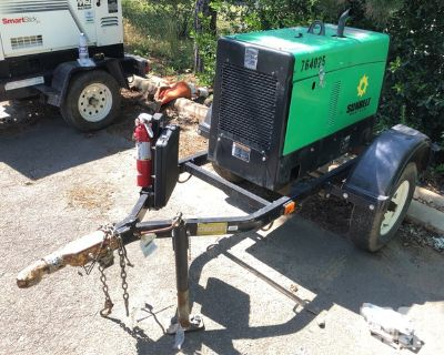 2015 (unverified) Miller Trailblazer 325 Diesel 30 A Mobile Multi-Process Engine Driven Welder