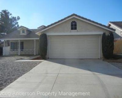 2457 Werner St, Rosamond, CA 93560 4 Bedroom House