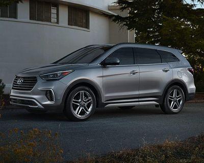 Pre-Owned 2017 Hyundai Santa Fe Limited Ultimate