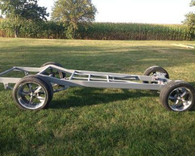 1937-1938 Chevy Truck Chassis Frame