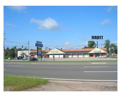 Retail/Commercial Spaces Available in High Traffic Center