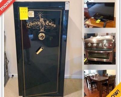Clarksburg Moving Online Auction - Winding Woods Way