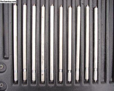 Porsche 914 OEM Push Rods & Push Rod Tubes