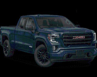 New 2021 GMC Sierra 1500 Elevation 4WD