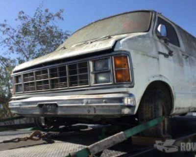 1979 Dodge Van