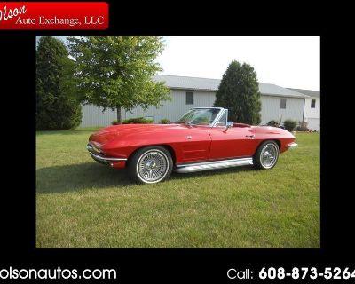 1964 Chevrolet Corvette Stingray Convertible