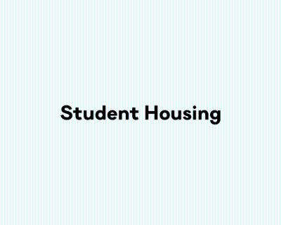 Student Housing- The Icon