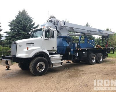 Manitex 35124 Straight Boom on 2013 Western Star 4800SB 6x6 Truck