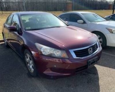 2009 Honda Accord LX-P Sedan I4 Automatic