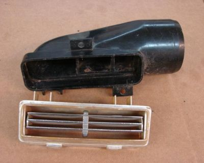 1965 Chevy Chevelle El Camino Ac Center Vent Duct Ss 327 396 Malibu 283