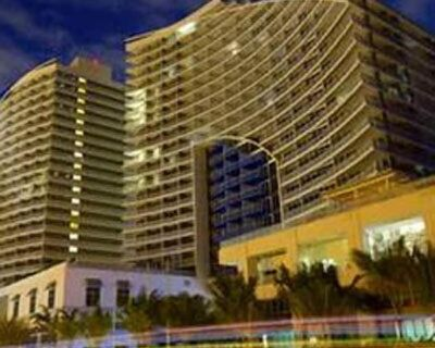 W Hotel + Residences 2 Bedroom Suite for Less! (22nd Floor) - Central Beach