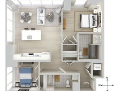 4 Nashua St #3703, Boston, MA 02114 2 Bedroom Apartment