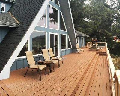 Southwind - Relaxing Oceanfront Home With Fabulous Views And Steps To The Beach - Harbor