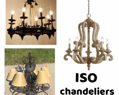 Iso chandeliers