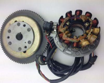 Polaris Sl Slt Slx 780 / Magneto Asm. - Stator - Flywheel / 3240269 & 3240270