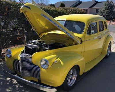 1940 Chevrolet 4 Door Sedan
