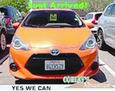 TOYOTA 2015 PRIUS C Four Hatchback, CVT, Front Wheel Drive, 77k miles, Stock #LI3399D...