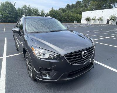 Pre-Owned 2016 Mazda CX-5 Grand Touring All Wheel Drive SUV