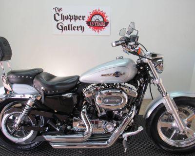 2012 Harley-Davidson Sportster 1200 Custom Sport Temecula, CA