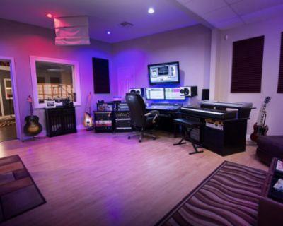 Professional Recording Studio, Houston, TX