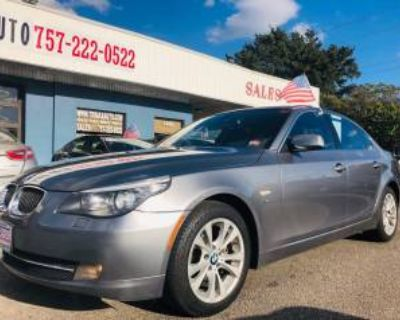 2010 BMW 5 Series 535i xDrive Sedan AWD