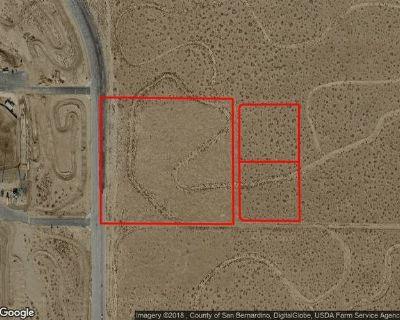 SE of Rancho Rd and Adelanto Rd