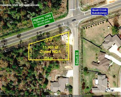 Corner of Highway1088 & Soult St in Mandeville For Sale
