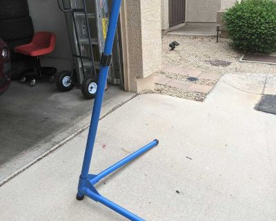 Park Tool PCS-9 Folding Deluxe Home Pro Mechanic Bicycle Repair Stand