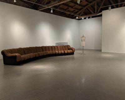 Incredible La Brea Art Gallery, Near Melrose, Los Angeles, CA