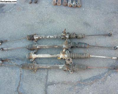 80-85 Vanagon Non-power Manual Steering Rack