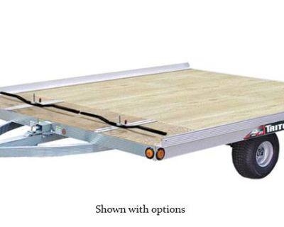 2021 Triton Trailers XT 12-101 SQ Snowmobile Trailers Appleton, WI