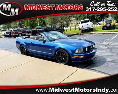 Used 2006 Ford Mustang 2dr Conv GT Premium