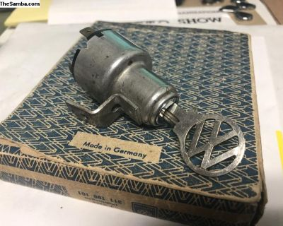 1964-1966 Bus ignition switch VW Bum