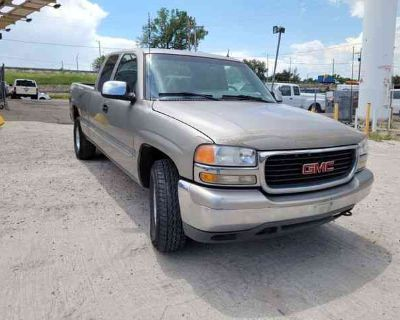2001 GMC Sierra 1500 Extended Cab for sale