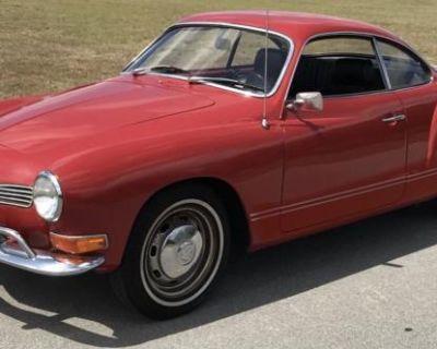 Karman Ghia 1971