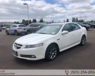 2008 Acura TL Type-S Automatic