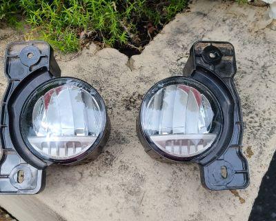 Massachusetts - OEM Led Fog Lights $100