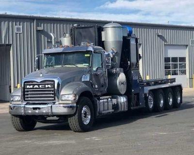 2019 MACK GRANITE 84FR Vacuum Trucks Heavy Duty