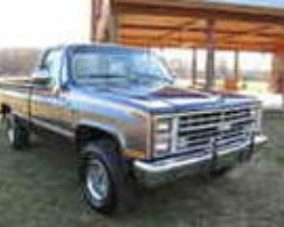 1986 Chevy Silverado K10